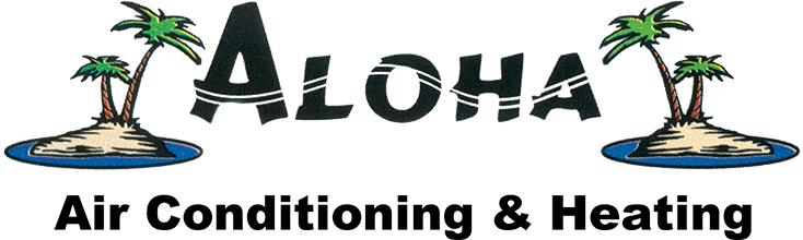 Logo Aloha Air Conditioning & Heating